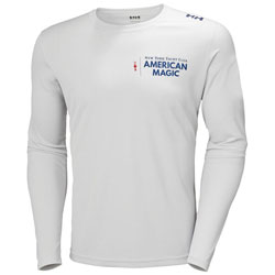 Helly Hansen Men's American Magic Tech Long Sleeve T-shirt - X-Small