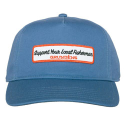 Grundens Support Your Local Fisherman Hat