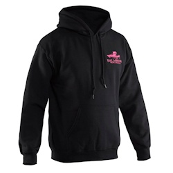 Grundens Eat Lobster Pullover Hoodie with Pouch Pockets