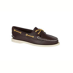 Sperry Women's Authentic Original 2-Eye Boat Shoes - Brown 5.5 Medium