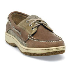 Sperry Men's Billfish 3-Eye Boat Shoes - Tan / Beige  10  Medium