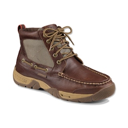 Sperry Men's Boatyard Chukka Boat Shoes - Brown