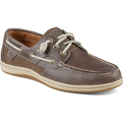 Sperry Women's Songfish Heavy Leather Boat Shoe