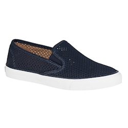 Sperry Women's Seaside Nautical Perforated Sneaker