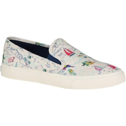 Sperry Women's Seaside Breton Sneaker