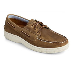 Sperry Men's Billfish PlushWave Boat Shoe - Light Coffee  Medium