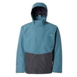 Grundens Men's Downrigger Gore-Tex Jacket - X-Large Quarry / Anchor