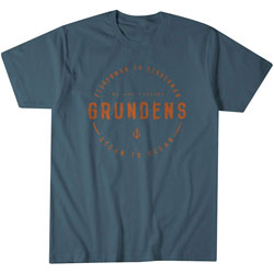 Grundens Men's Ocean to Ocean Short Sleeve T-Shirt