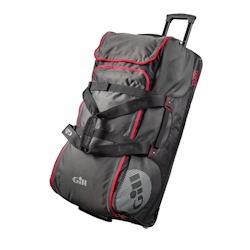 Gill Rolling Jumbo Cargo Bag - Dark Gray