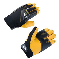 Gill 7442 Men's Pro Gloves (Short Finger)