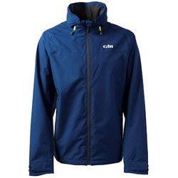 Gill Pilot Men's Jacket - Dark Blue Small