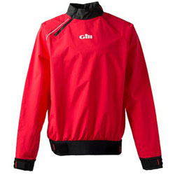 Gill Men's Pro Top, Colors: Red and Black