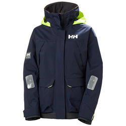 Helly Hansen Women's Pier 3.0 Jacket - Navy Blue Large