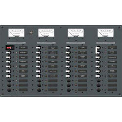 Blue Sea Systems Combination Circuit Breaker Panel
