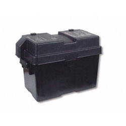 NOCO Marine Grade Snap-Top Battery Box - Single 6-Volt Battery