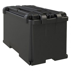 NOCO Commercial Marine Grade Battery Box - Group 4D Battery