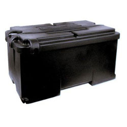 NOCO Commercial Marine Grade Battery Box - Group 8D Battery
