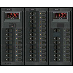 Blue Sea Systems Combination Circuit Breaker Panel (1218)