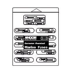Ancor Marine AGC Fuse Kit
