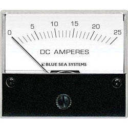 Blue Sea Systems DC Analog Ammeter
