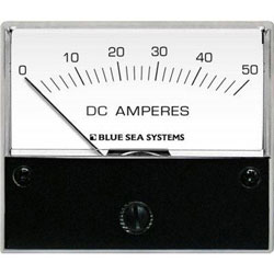 Blue Sea Systems DC Analog Ammeter (8022)