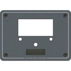 Blue Sea Systems Analog / Digital Meter Mounting Panel