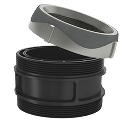 Furrion 30 Amp Seal Collar With Threaded Ring
