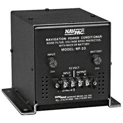 Newmar NAV-PAC DC Power Conditioner