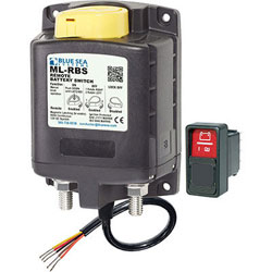 Blue Sea Systems ML-Series Remote Battery Switch