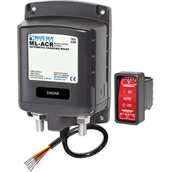 Blue Sea Systems ML-ACR Automatic Charging Relay