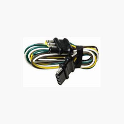 201882 trailer lights and connectors from defender 4 wire trailer harness extension at alyssarenee.co