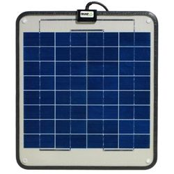 Ganz GSP-12 Semi-Flexible Solar Charger / Panel - 12 Watt