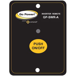 Go Power! Inverter Remote