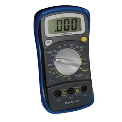 ProMariner Handheld Digital Multimeter Tester