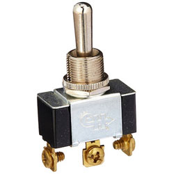 Cole Hersee Heavy Duty Toggle Switch with Momentary On
