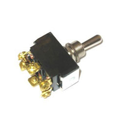 Cole Hersee Heavy Duty Toggle Switch (5592 BP)
