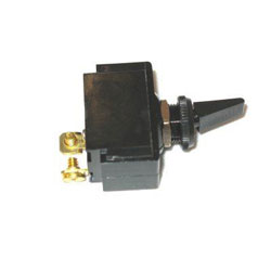 Cole Hersee Weather-Resistant Toggle Switch (54100 BP)