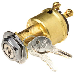 Cole Hersee M-712 Marine Ignition Switch