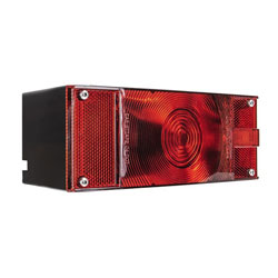 Wesbar Waterproof 3x8 Low Profile Tail Light (403026)