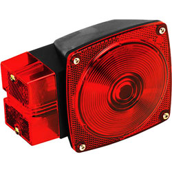 Wesbar Submersible Tail Light