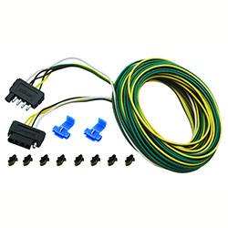 202148 trailer lights and connectors from defender trailer wire harness extension at bayanpartner.co