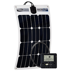 Go Power! Solar Flex Solar Charging Kit 30 Watts