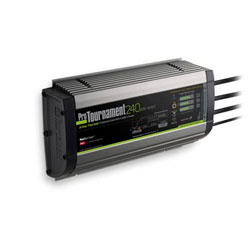 ProMariner 24 Amp ProTournament240 <i>elite</i> Triple Battery Charger