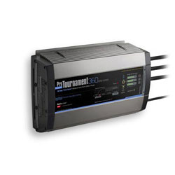 ProMariner 36 Amp ProTournament360 <i>elite</i> Triple Battery Charger