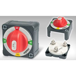 Marinco Pro Installer EZ-Mount Selector Battery Switch