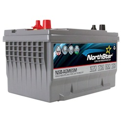 NorthStar Ultra High Performance Marine AGM Battery - Group 65 - Dual Purpose