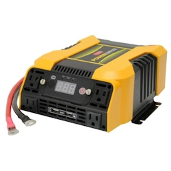 PowerDrive PD1500 1500 Watt DC to AC Power Inverter with Bluetooth
