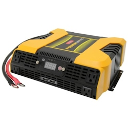 PowerDrive PD3000 3000 Watt DC to AC Power Inverter with Bluetooth