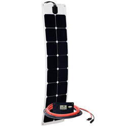 Go Power! Solar Flex Solar Charging Kit 50 Watts