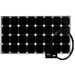 Go Power! 100 Watt Retreat Solar Module Kit with Controller